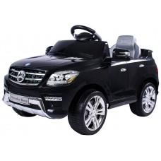 Coche Infantil Eléctrico Mercedes Benz ML350 (Licencia Oficial) Negro