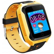 Reloj Teléfono GPS Kids Amarillo