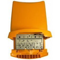 AMPLIFICADOR TELEVES MASTIL 24V 3E/1S FM-B3/DAB-U G42 VS116