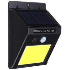 Lámpara LED Exterior Solar PIR (Espera 2 dias)