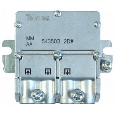 REPARTIDOR TELEVES MINI 5-2400 MHZ EASY F 2D 4,3/4 DB