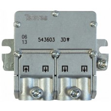 REPARTIDOR TELEVES MINI 5-2400 MHZ EASY F 3D 8,5/7,5 DB