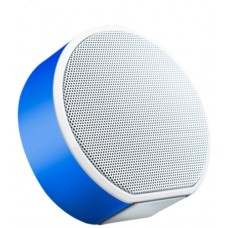 Mini Altavoz Bluetooth Inalámbrico A60 Color Azul (Espera 2 dias)