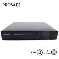 Video Grabador Seguridad 8 Canales DVR6408 Prosafe (Espera 2 dias)