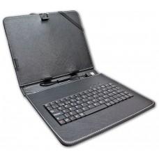 """Funda Tablet Teclado 7"""" Negra"""