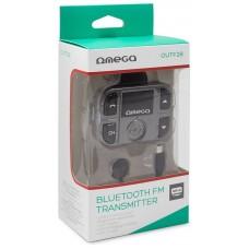 Omega Transmisor FM Coche Bluetooth LCD M/L USB