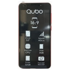"""Qubo - Minerva - QuadCore - 3GB - 32GB - 5"""""""