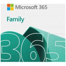 MICROSOFT OFFICE 365 MI ESD HOGAR 5 PCs 1 ANO LICENCIA