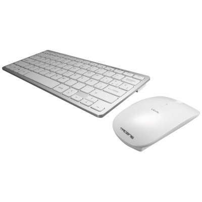 PACK TECLADO Y MOUSE WIRELESS 2,4Ghz LEVIS COMBO V2