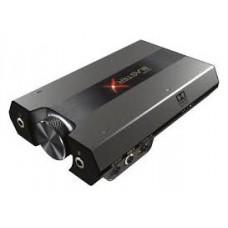 SONIDO CREATIVE SOUND BLASTERX G6 7.1  USB DAC PC PS4