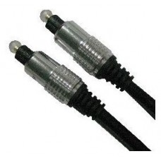 Cable Fibra Optica Audio Digital 1.8m (Toslink) BIWOND