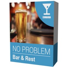 SOFTWARE NO PROBLEM MODULO BAR&REST COMANDA