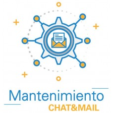 NP Mantenimiento Ecomerce Chat&mail o ticket Anual