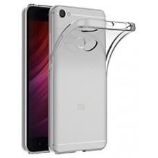 Funda silicona transparente para Xiaomi Redmi 5A