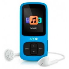 SPC Reproductor MP4+Radio 8578A 8GB Bluetooth Azul