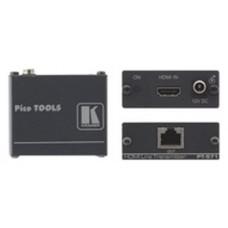 KRAMER TRANSMISOR HDMI SOBRE PAR TRENZADO DGKAT™. MAX. TASA DE DATOS - 4.95GBPS (1.65GBPS POR CANAL (Espera 2 dias)