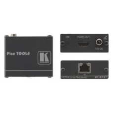 KRAMER RECEPTOR HDMI SOBRE PAR TRENZADO DGKAT™. MAX. TASA DE DATOS - 4.95GBPS (1.65GBPS POR CANAL GR (Espera 4 dias)
