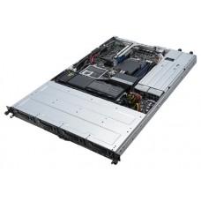 ASUS RS300-E10-RS4 Intel C242 LGA 1151 (Zócalo H4) Bastidor (1U) Negro, Metálico (Espera 4 dias)