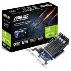 VGA ASUS GT710-SL-2GD5-BRK (BRACKET LOW PROFILE INCLUIDO) (Espera 2 dias)