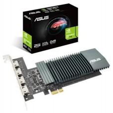 VGA ASUS GT710-4H-SL-2GD5 DDR5 SILENT  (- 4 Salidas -
