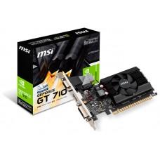 VGA MSI GT 710 2GD3 LP (Espera 2 dias)