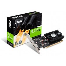 MSI V809-2497R tarjeta gráfica NVIDIA GeForce GT 1030 2 GB GDDR5 (Espera 4 dias)