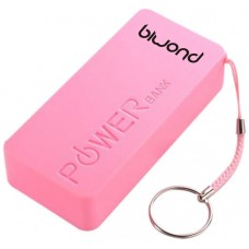 Power Bank 5600mAh Rosa Biwond