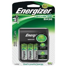 CARGADOR DE PILAS RECARGABLE ENERGIZER POWER PLUS +4