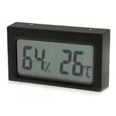 Medidor Temperatura+Humedad Coche
