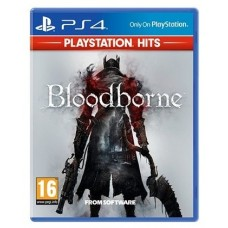 JUEGO SONY PS4 HITS BLOODBORNE