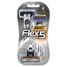 BIC-CUCHILLAS FLEX 5