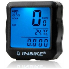Cuentakilómetros Digital Multifunción Bicicleta Inbike IC528