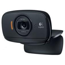 WEBCAM HD LOGITECH B525 NEGRA