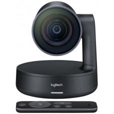 Logitech webcam videoconferencia Rally