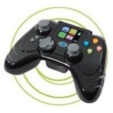 Mando Xbox 360 Inalambrico WildFire Evo LCD Negro (Espera 2 dias)