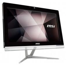 "MSI Pro 20EXTS i3-7100 4GB 256SSD DOS 20"" tactil n"