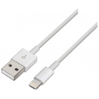 CABLE USB(A) A LIGHTNING 2.0 AISENS 1M BLANCO