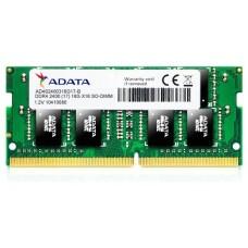 DDR4 4 GB 2400 Mhz. SODIMM ADATA (Espera 4 dias)