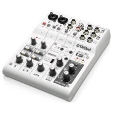 Yamaha AG06 6 canales Blanco (Espera 4 dias)