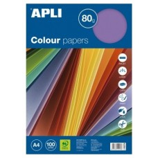 PAPEL APLI A4 COLOR INTENSO