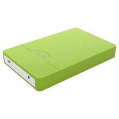 approx appHDD10GP Caja Ext.2.5 USB 3.0 SATA Verde