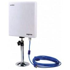 approx APPUSB26DB Antena Direccional 26dBi USB
