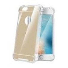 CELLY COVER ARMOR IPHONE 7/8 ESPEJO ORO (Espera 3 dias)