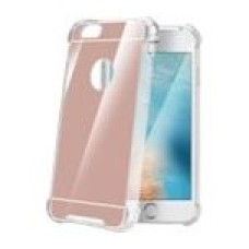 CELLY COVER ARMOR IPHONE 7/8 ESPEJO ROSADO (Espera 3 dias)