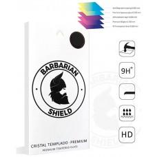 CRISTAL TEMPLADO PREMIUM BARBARIAN SHIELD MI MIX 2S (Espera 4 dias)