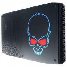 Intel NUC BOXNUC8I7HNK2 PC/estación de trabajo barebone i7-8705G 3,1 GHz 1,2 l tamaño PC Negro BGA 2270 (Espera 4 dias)