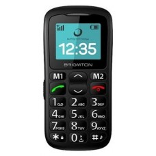 Brigmton BTM11 Telefono Movil 1.7 SOS BT + Dock