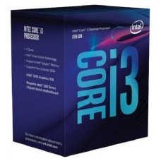 Procesador 1151 Intel Core i3 8100 - 3.6 GHz - 4