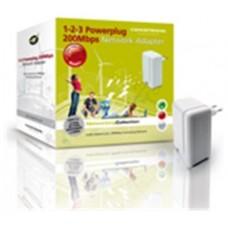 Conceptronic 1-2-3 Powerplug CPNP200 - Puente - EN,