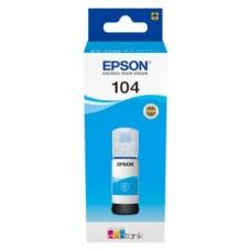 Epson Cartucho Kit Relleno 104 Cian 70ml